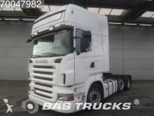 cabeza tractora Scania R480 6X2 Lift+Lenkachse 3-Pedals Euro 4