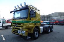 tracteur Mercedes Actros 2646 SZM 6x4 Euro5 Kipphyd. + Retarder