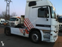 Mercedes driving school tractor unit