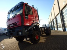 cabeza tractora Iveco Eurotrakker 380 4X4 BIG AXLE MANUAL