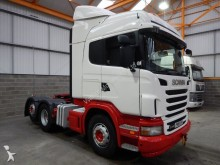 Scania G440 HIGHLINE EURO 5, 6 X 2 TAG AXLE TRACTOR UNIT - 2011 - FN61 tractor unit