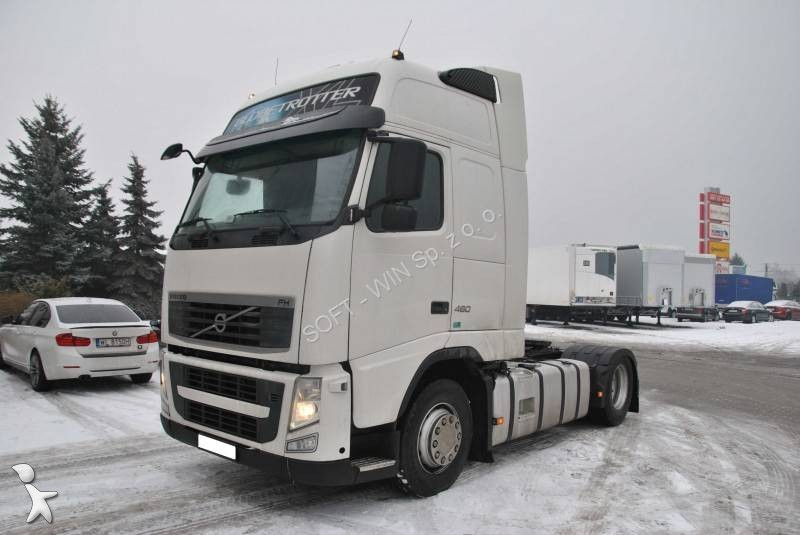 tracteur volvo standard fh 460 4x2 euro 5 occasion n 1878084. Black Bedroom Furniture Sets. Home Design Ideas