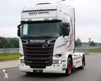 tracteur Scania R520 / Euro 6 / White Griffin / Leasing