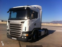 Scania G400 tractor unit