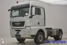 MAN TGX 18.480 - HYDRODRIVE tractor unit