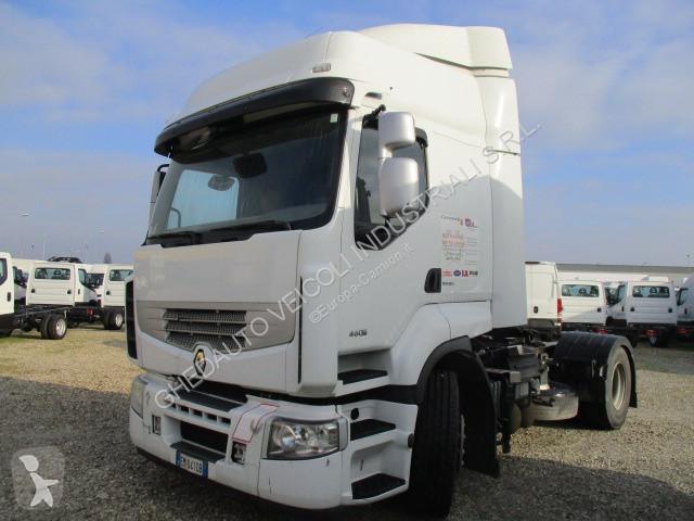 Tracteur Renault 460
