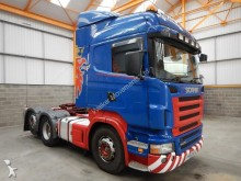 Scania R470 HIGHLINE 6 X 2 TAG AXLE TRACTOR UNIT - 2006 - PY06 OAH tractor unit