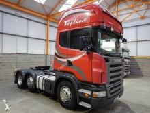 Scania R440 TOPLINE EURO 5, 6 X 2 TRACTOR UNIT - 2009 - AX09 OTJ tractor unit