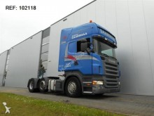 tracteur Scania R500 PUSHER EURO 3