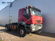 tracteur Iveco EUROTRAKKER 440 MANUAL FULL STEEL EURO 3