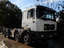 tracteur MAN FE 35 464 A