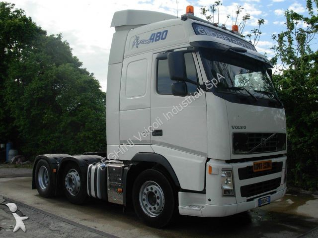 tracteur volvo standard fh 13 480 pusher gazoil euro 5 occasion n 1890186. Black Bedroom Furniture Sets. Home Design Ideas
