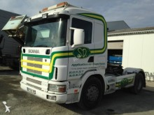 Scania G 124G400 tractor unit