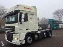 DAF XF 105 460 6x2 manual tractor unit