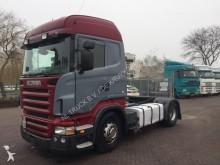 cabeza tractora Scania R420 manual retarder hydraulic