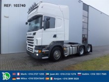 Scania R560 DOUBLE BOOGIE EURO 5 tractor unit