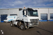 tracteur Mercedes Actros 1944 4x4 hydraulics Full steel Suspension