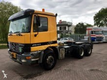 Mercedes Actros 2643 6x4 big axle tractor unit