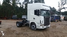 tracteur Scania R124 420
