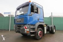 tracteur MAN TGA 18.430 4x4H BLS-Hydrodrive-Kipphydraulik