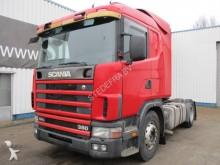 Scania R 114 L 380 , C19 tractor unit
