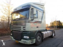 DAF XF 105-410 SPACE CAB tractor unit