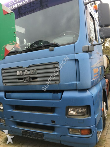 MAN 25 460 FAHRGETELL tractor unit