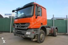 cabeza tractora Mercedes 2041 4x4 BB - Kipphydraulik