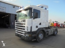 Scania 124 - 400 tractor unit
