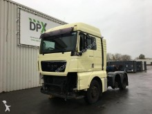 cabeza tractora MAN TGX 26.440 | 6X2 | RIGHT HAND DRIVE | ONLY WITH