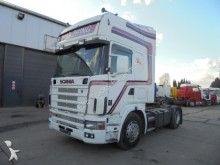 tracteur Scania 124-420 Topline (RETARDER)