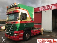 Scania R420 EURO 4 OLD TACO RETRADER tractor unit