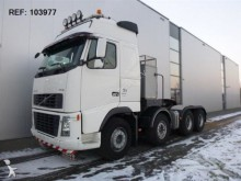 tracteur Volvo FH16.580 GLOBE MANUAL RETARDER FULL STEEL HUBREDUCTION 180 TON E