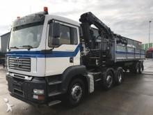 trattore MAN TGA 26-3906X2 MET 2AS KIPEER MET KRAAN