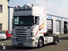 Scania R 500* Topline* Retarder* Schalter*StandKlima* tractor unit