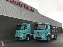 Mercedes Actros 1842 LS TIPPER HYDRAULIC tractor unit