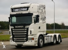 tracteur Scania R 560 / 6x4 / King of the oad / Leasing