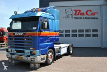 cabeza tractora Scania 113 380 - MANUAL - ONLY 916 TKM!!