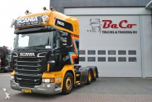 cabeza tractora Scania R 620 TL V8 6X2 - MANUAL - FULL OPTIONS!!