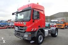 cabeza tractora Mercedes Actros SZM 4x4 2044 Euro5 mit Kipphydraulik