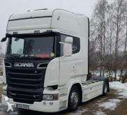 tracteur Scania R520 Mega 4x2 E6 Automaat / Leasing