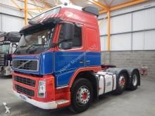 Volvo FM GLOBETROTTER EURO 5, 6 X 2 TRACTOR UNIT - 2008 - PF08 OWJ tractor unit