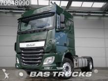 cabeza tractora DAF XF 440 4X2 Hydraulik Navi Euro 6 German-Truck