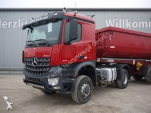 Mercedes 1845 AS 4x4, Arocs, Kipphydr., Klima, Blatt tractor unit