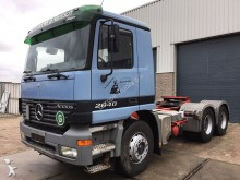 tracteur Mercedes Actros 2640 6x4 - Airco - EPS - German Truck