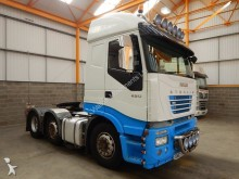 Iveco STRALIS ACTIVE SPACE 6 X 2 TRACTOR UNIT - 2007 - GN57 LBA tractor unit