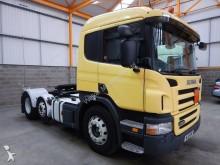 Scania P400 EURO 5 PET REGS 6 X 2 TRACTOR UNIT - 2010 - NJ10 HWF tractor unit