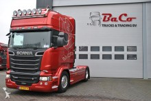 cabeza tractora Scania R 520 TL V8 - EUO 6 - 159 TKM -