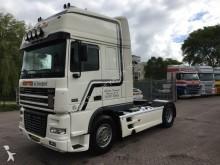 trattore DAF XF 95 430 retarder Dutch truck