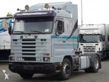 Scania 143 V8 420 STREAMLINE / HYDRAULIEK tractor unit